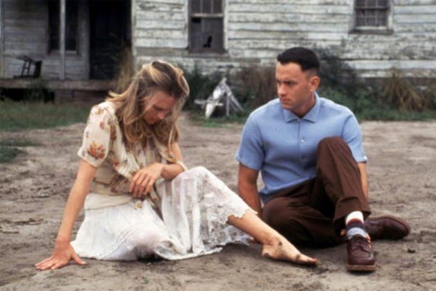 Forrest Gump y Jenny