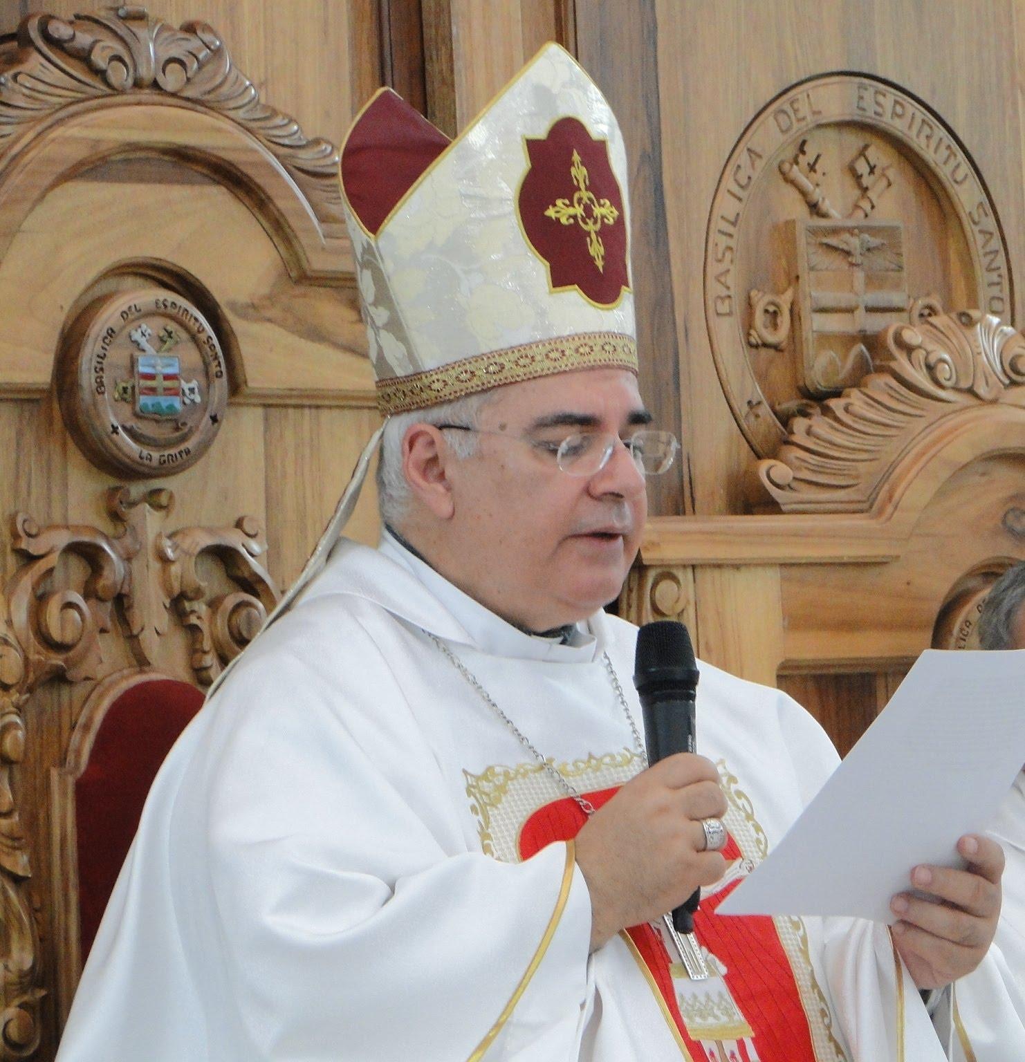 Resultado de imagen para imagen del monseñor obispo mario moronta